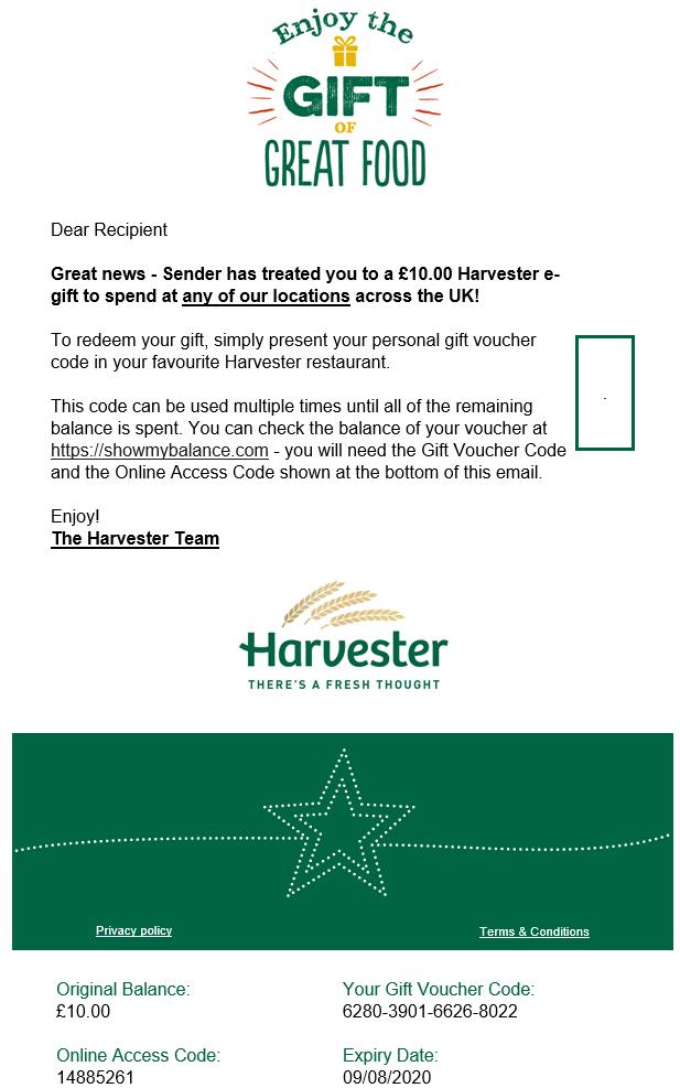 Harvester Green