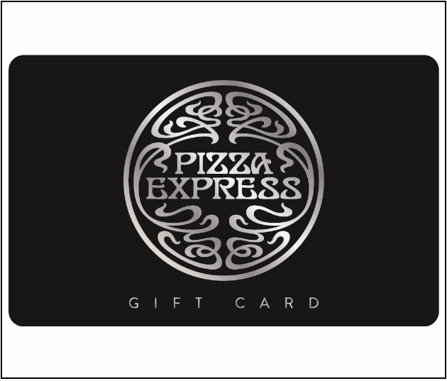 PizzaExpress Card