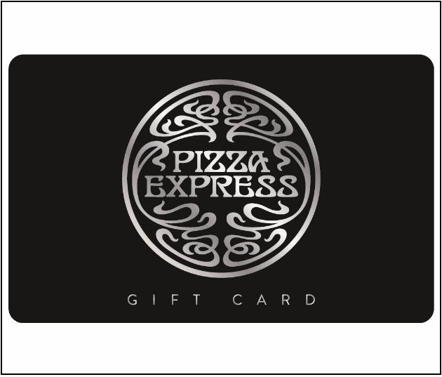 PizzaExpress Card